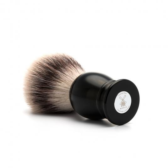 MUHLE Classic Large Black Silvertip Fibre Shaving Brush - 33K256