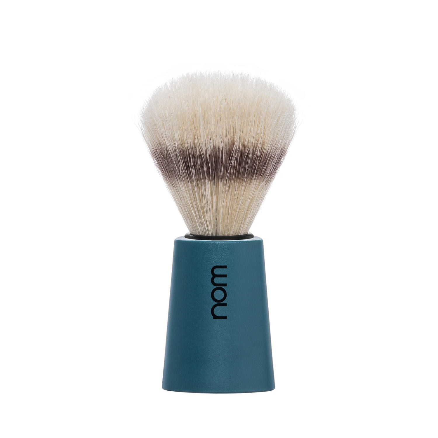 CARL41PE NOM, CARL in petrol, pure bristle shaving brush