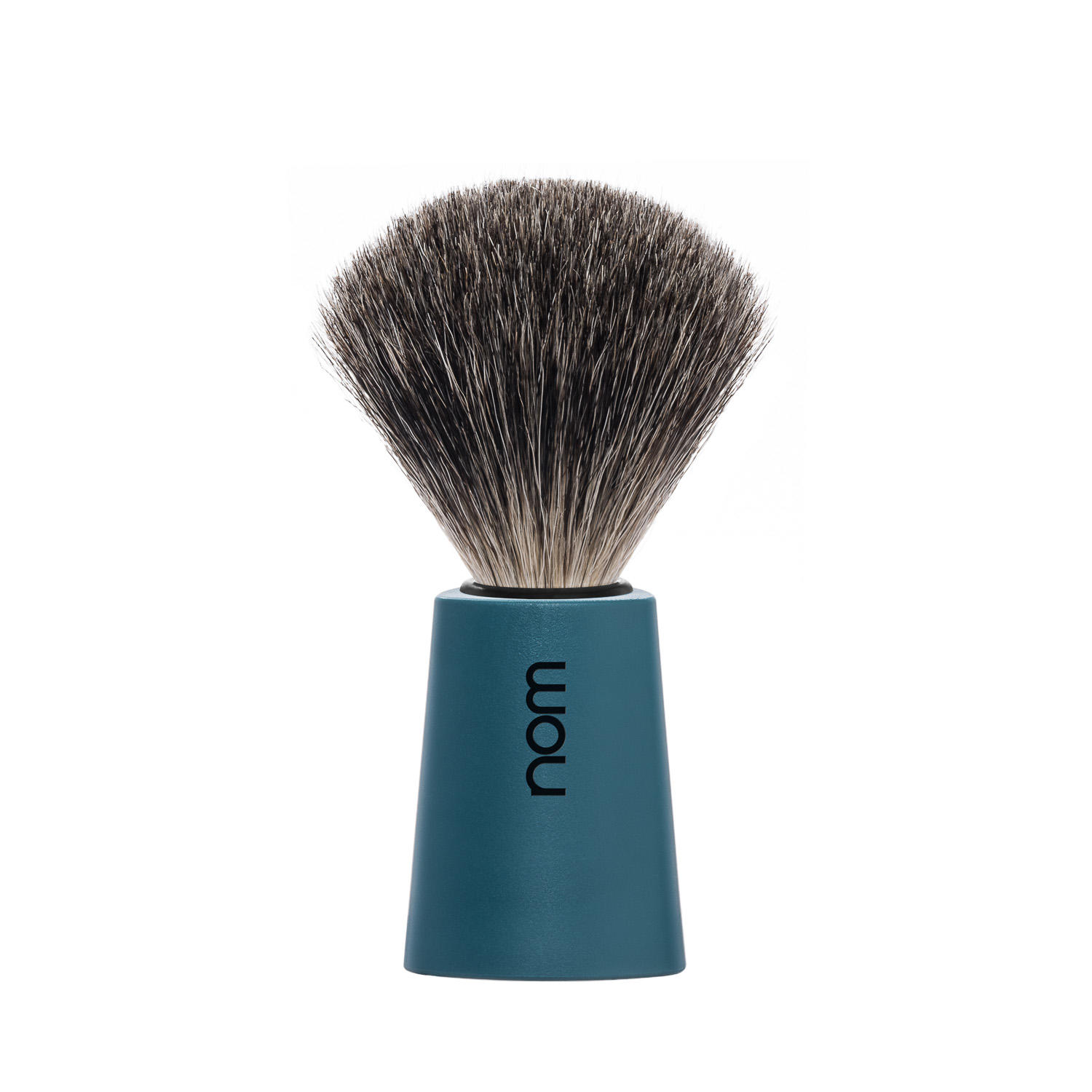 CARL81PE NOM, CARL in Petrol, Pure Badger Shaving Brush