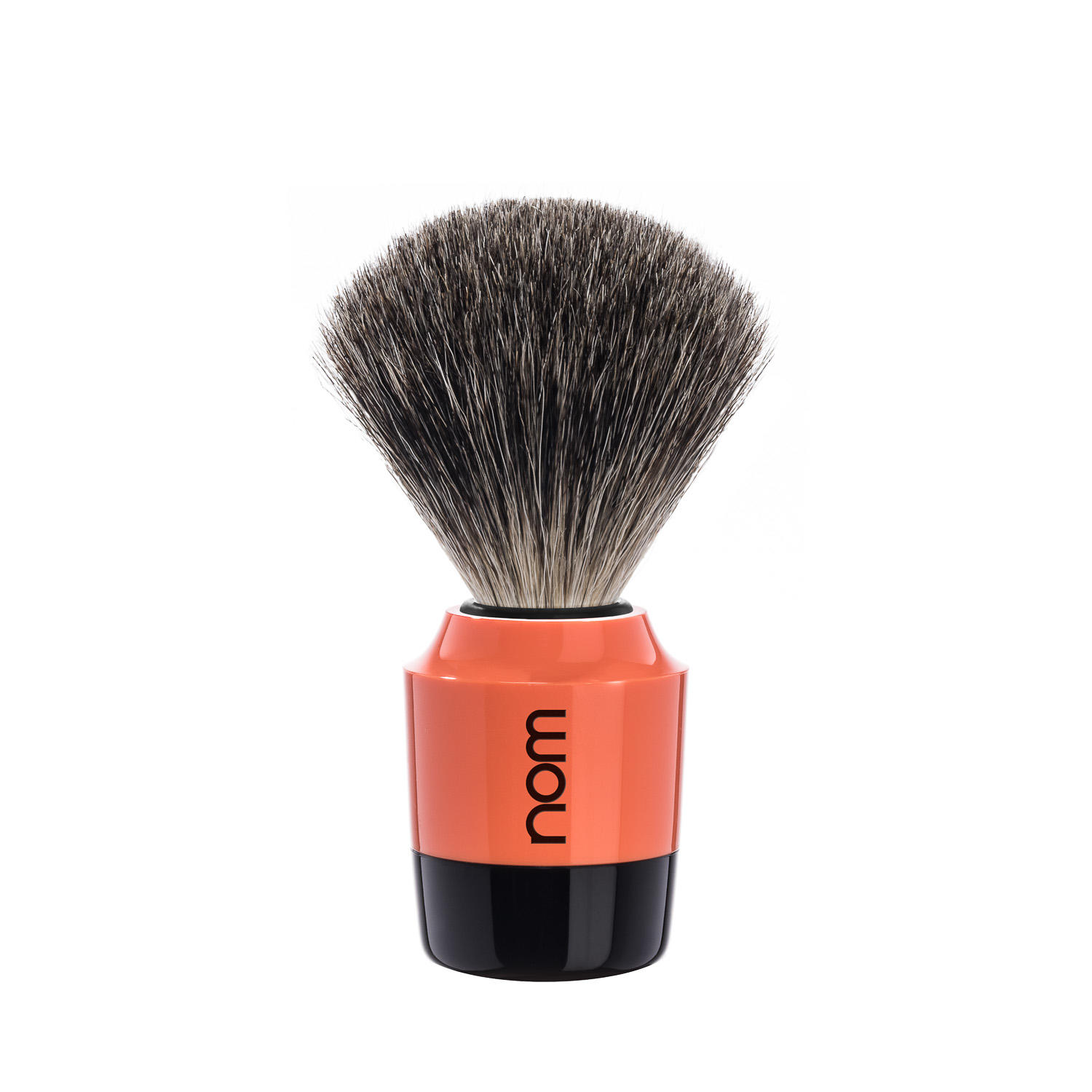 MARTEN81CO NOM, MARTEN coral, pure badger shaving brush