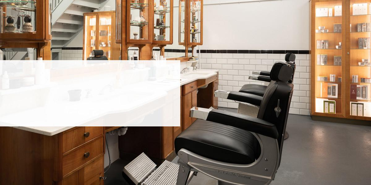 <h1>MÜHLE Treatment Space has arrived</h1><p>An oasis of calm in central London, the space features a mini historical shaving exhibition.</p><p>Appointments with our Lead Barber Elliot Forbes available.</p><p>Book now!</p>