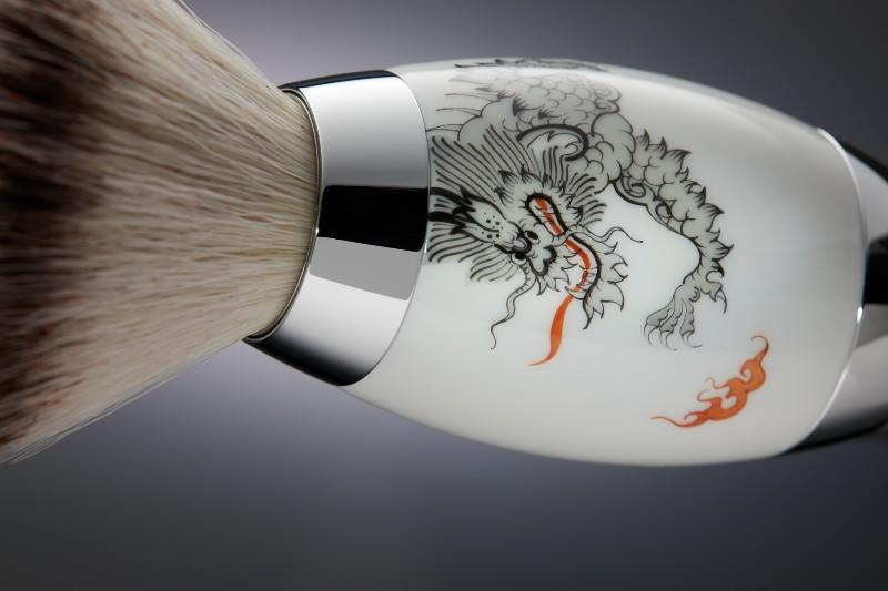 MÜHLE EDITION MEISSEN Shaving Brush