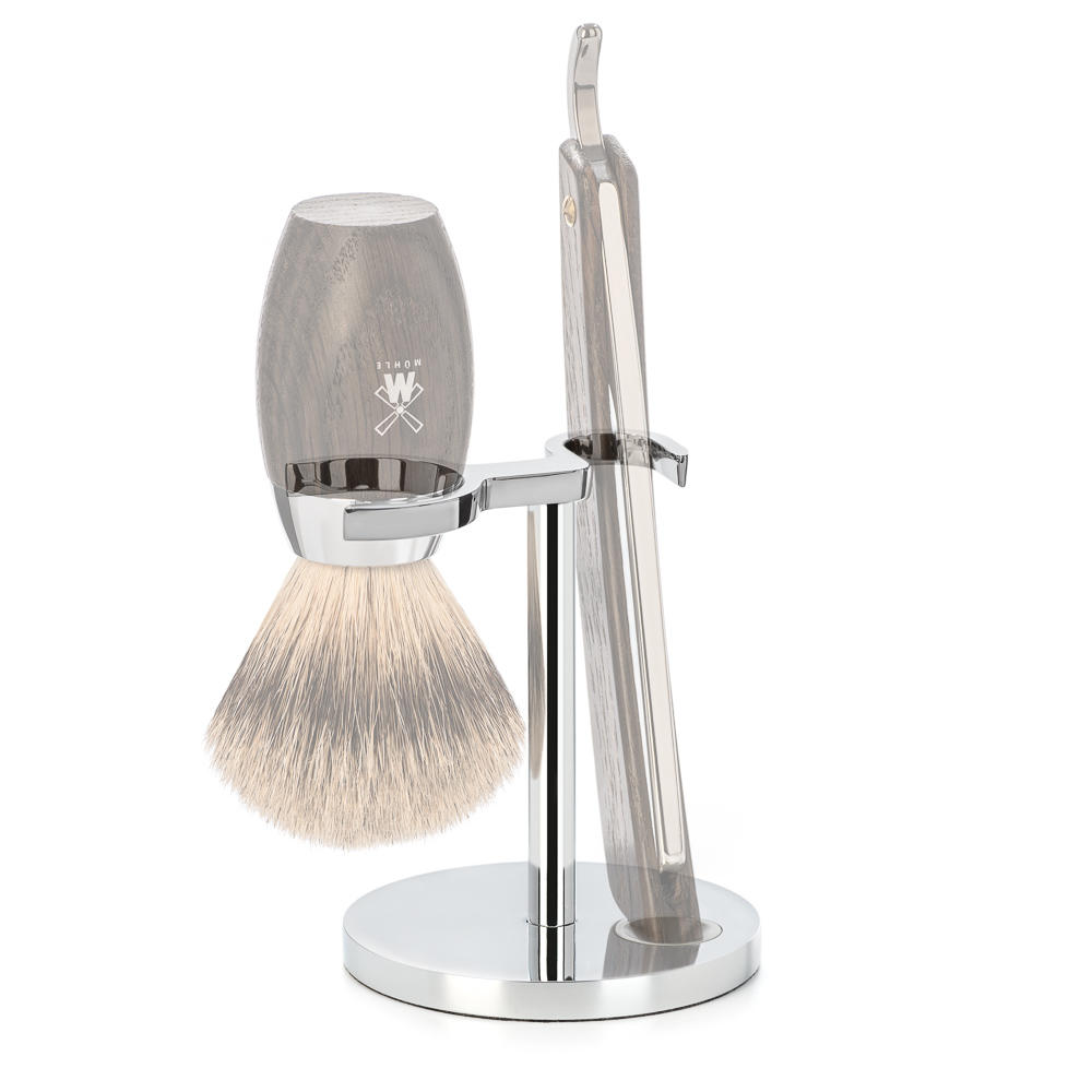 MUHLE Universal Shaving Stand for Razors and Shaving Brushes