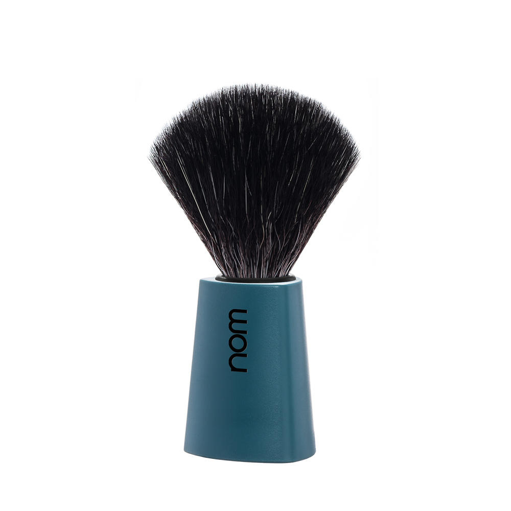CARL21PE NOM, CARL in Petrol , Black Fibre Shaving Brush