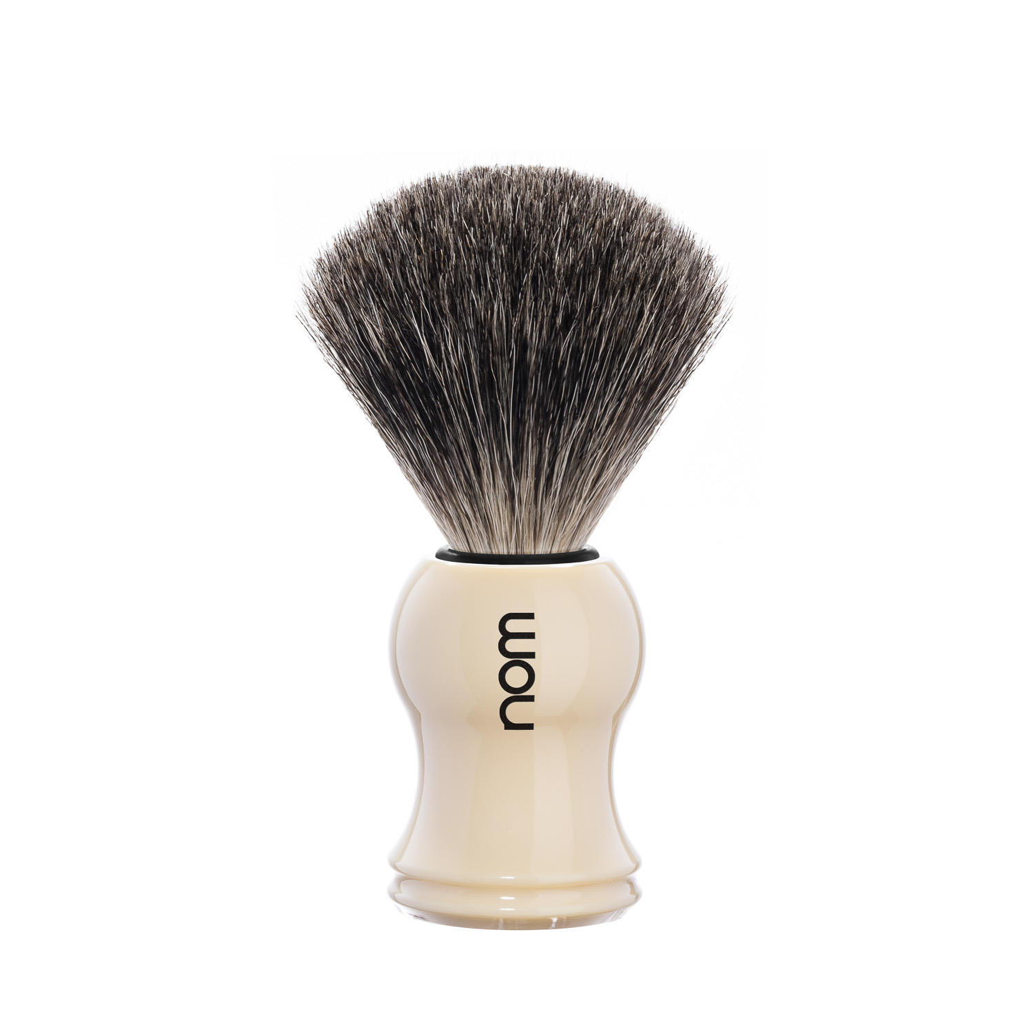 GUSTAV81CR nom GUSTAV, cream, pure badger shaving brush