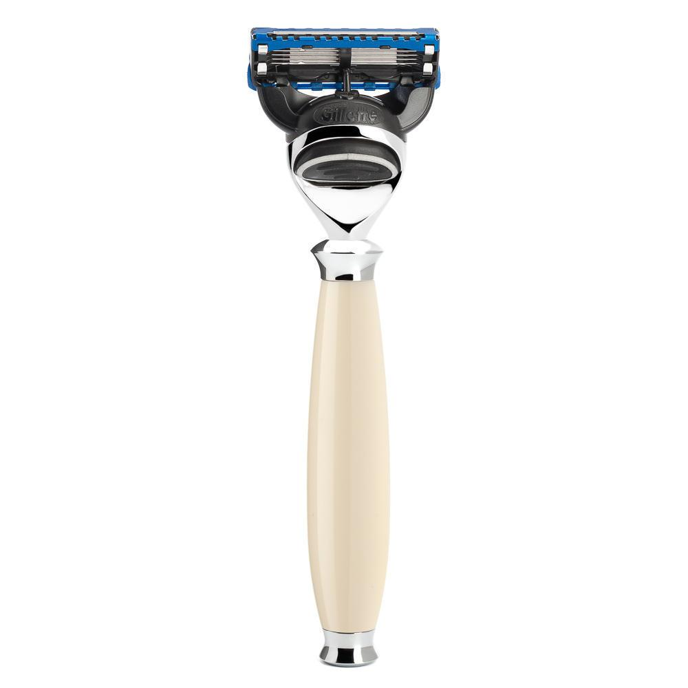 MUHLE PURIST Fusion Razor in Ivory