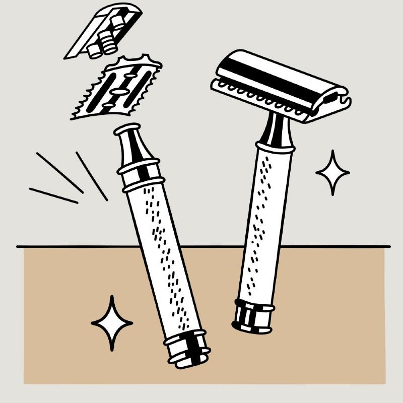 Closed Comb versus Open Comb Razors