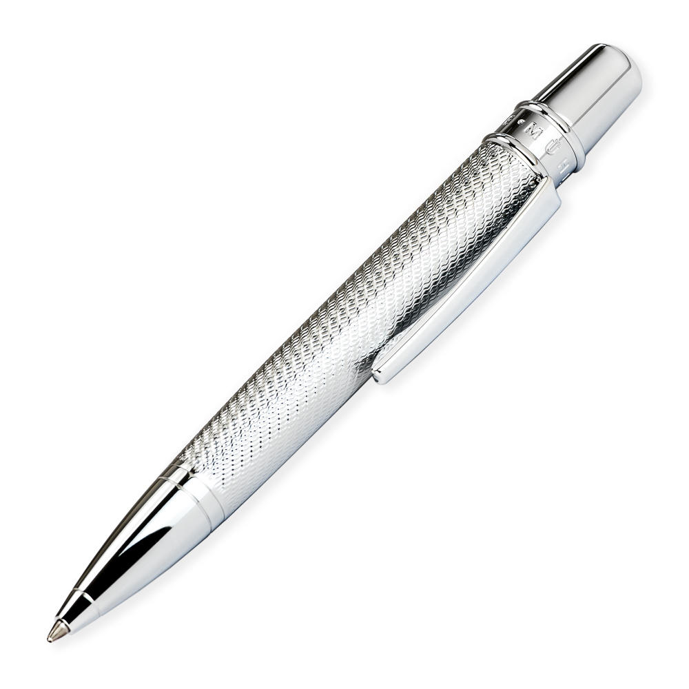 MUHLE Chrome Plated Ball Point Pen - MP89