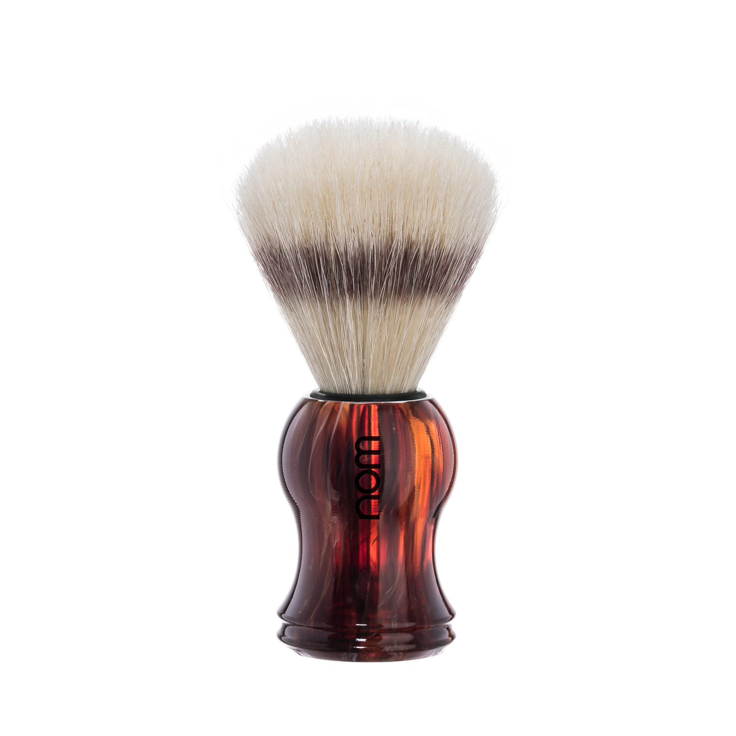 GUSTAV41HA nom GUSTAV, havanna, pure bristle shaving brush