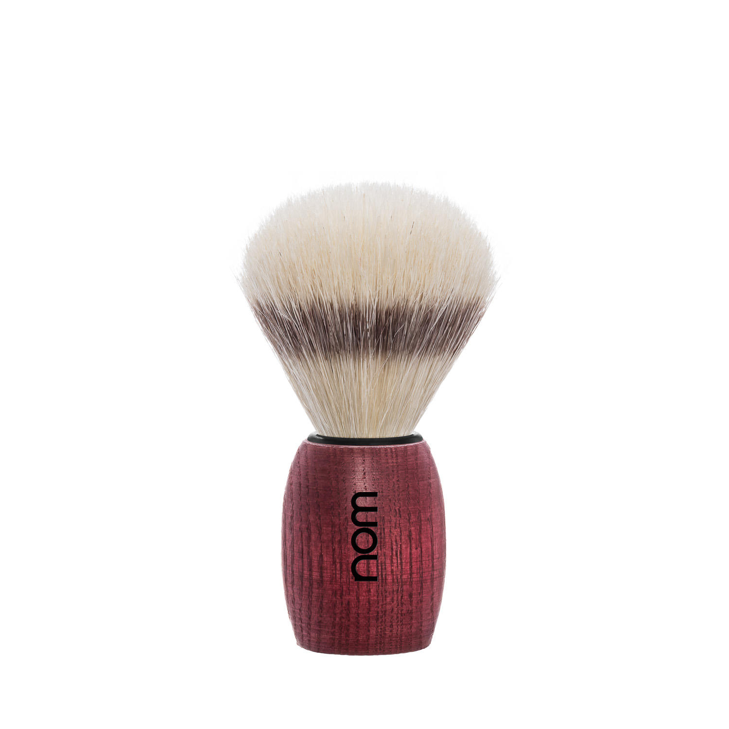 OLE41BA nom OLE, blushed ash, pure bristle shaving brush