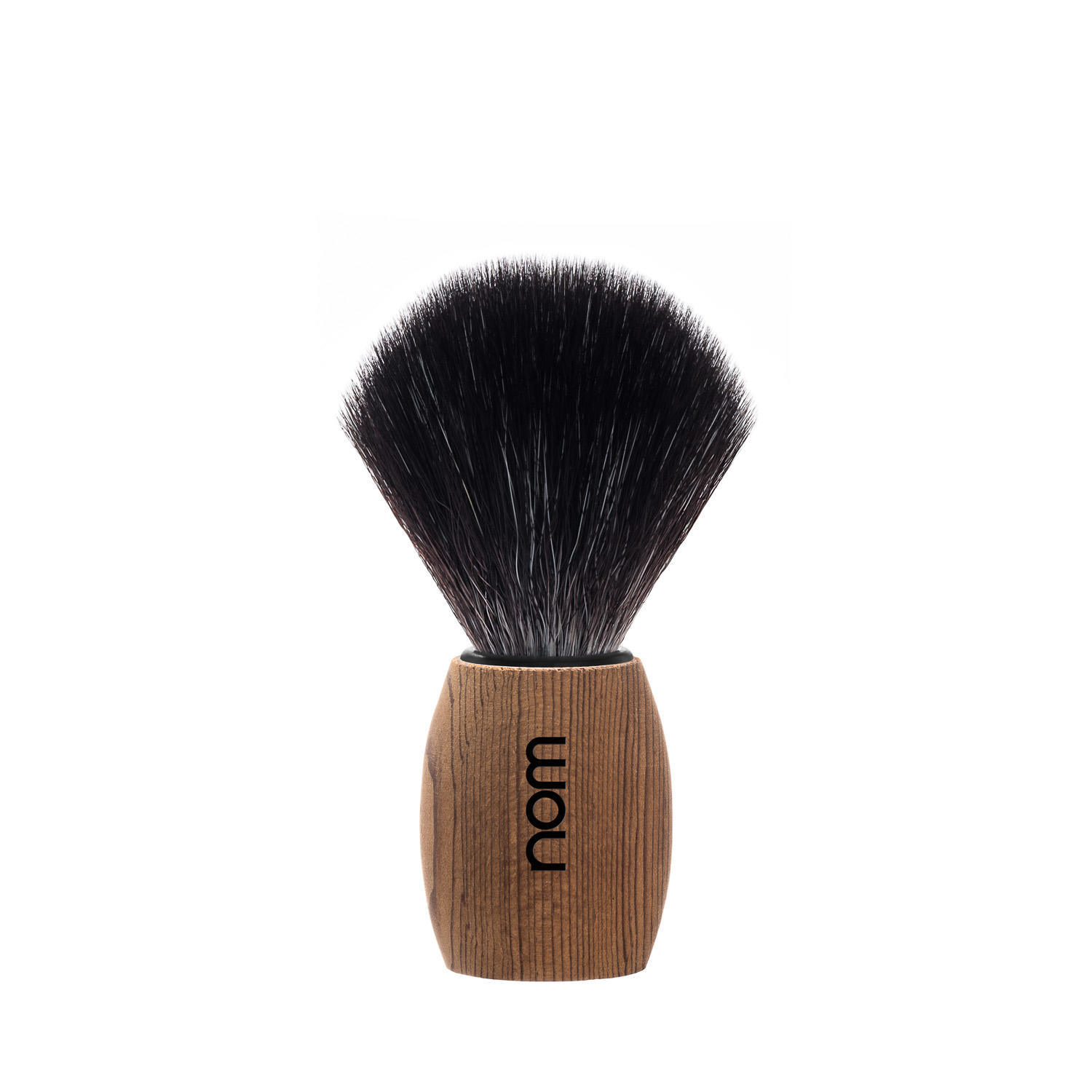 OLE21PS nom OLE, Pure Spruce, Black Fibre, Shaving Brush