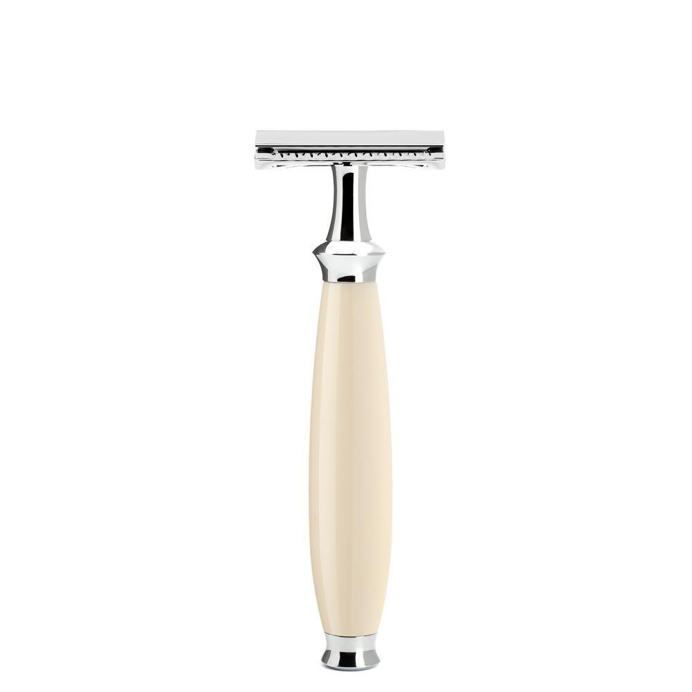 MUHLE PURIST Safety Razor in Ivory