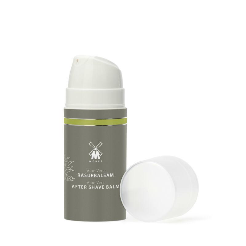 The MÜHLE Aloe Vera Aftershave Balm.