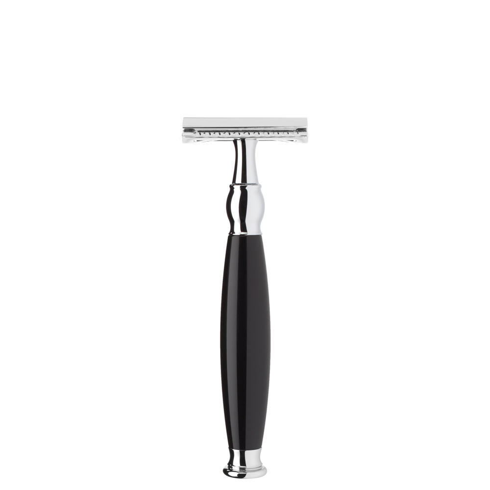 MÜHLE SOPHIST Black Safety Razor - R44SR
