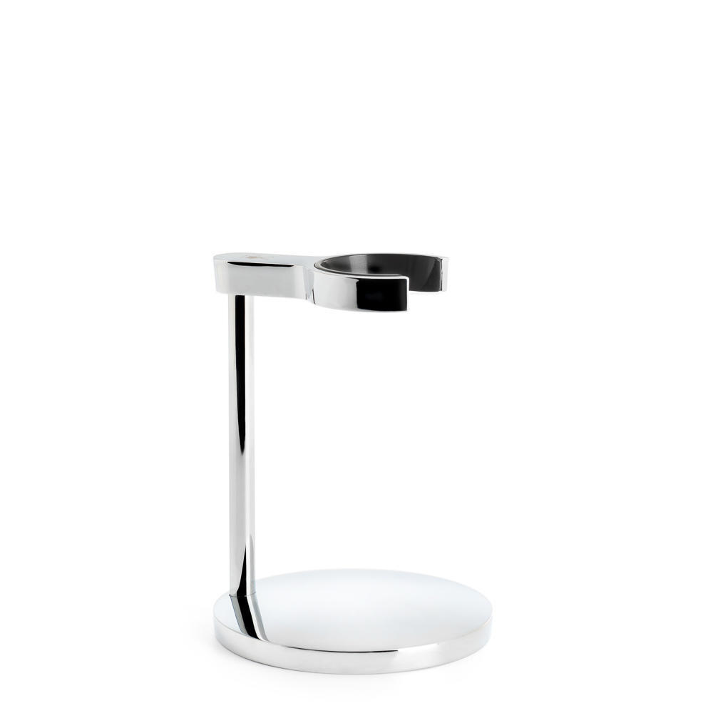 MUHLE EDITION Chrome Shaving Brush Stand - RHMEDI