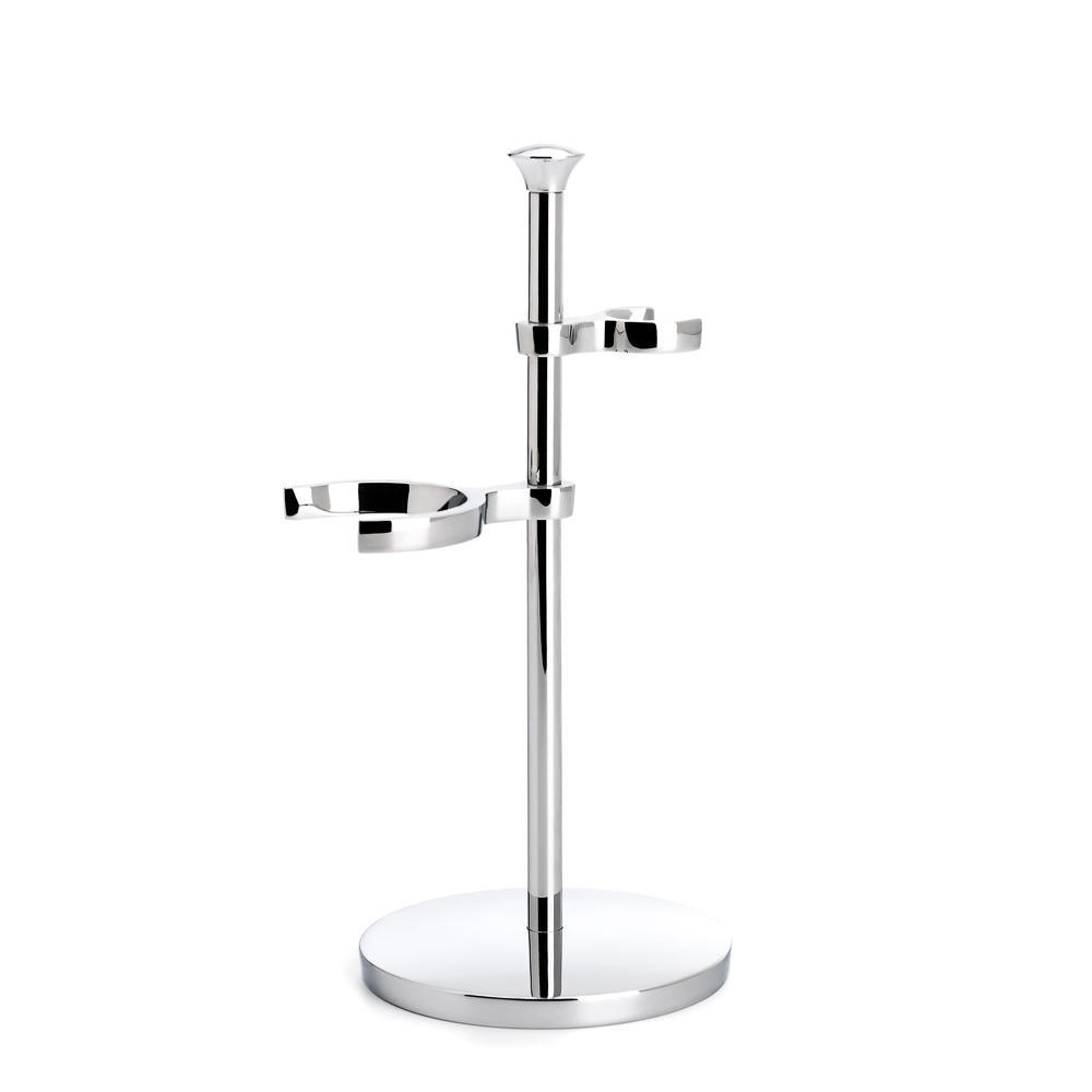 MUHLE Chrome stand for PURIST shaving brush and razor - RHM50
