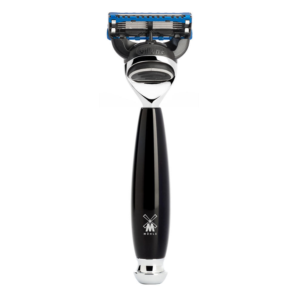 MUHLE VIVO Black Resin Fusion Razor - R336F