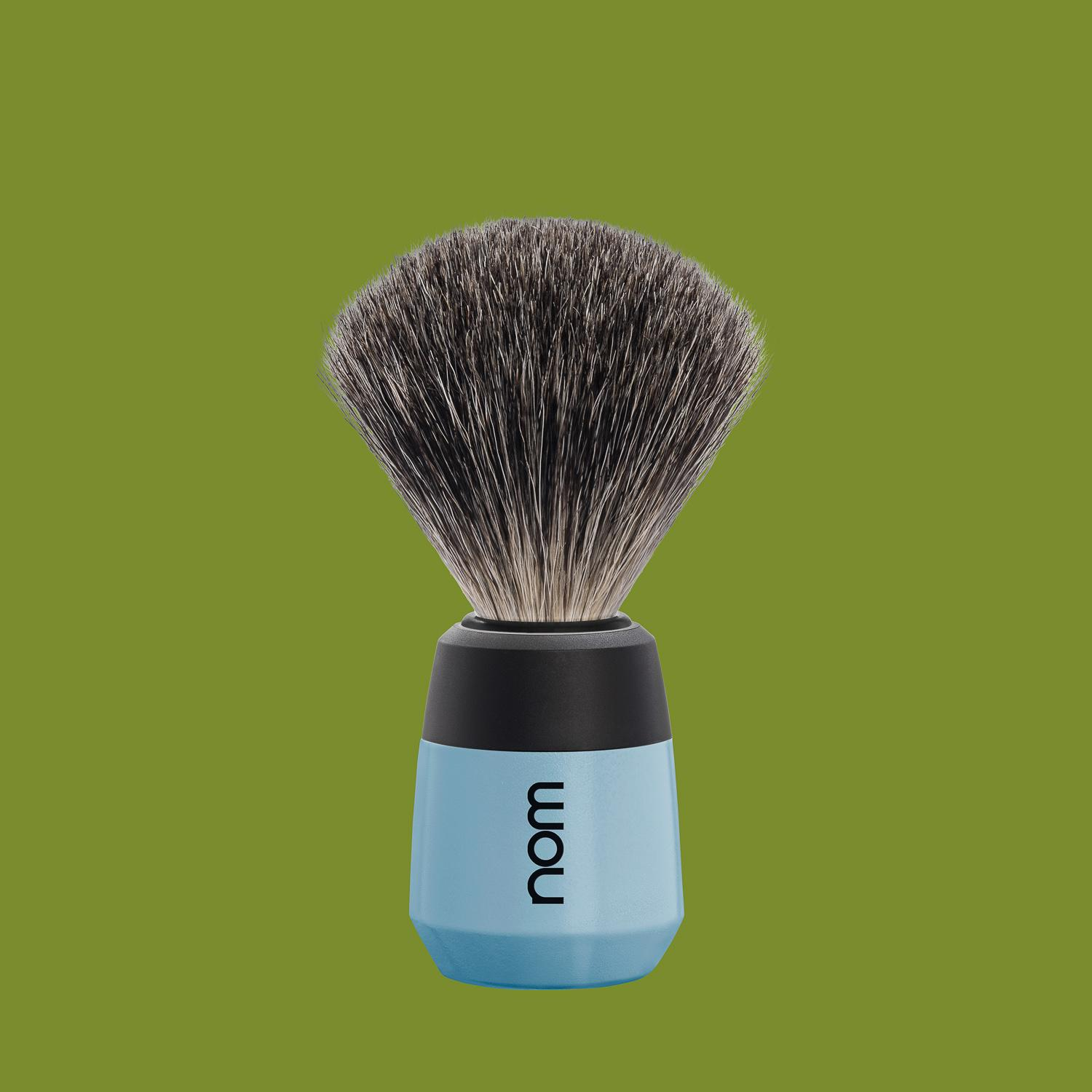 nom MAX, Fjord, Badger Shaving Brush