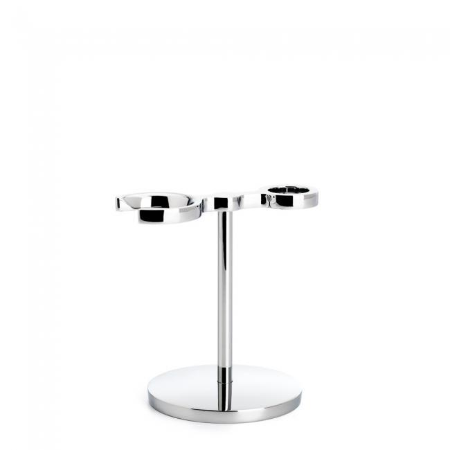 MUHLE Chrome Stand for STYLO Shaving Brush and Razor - RHM70