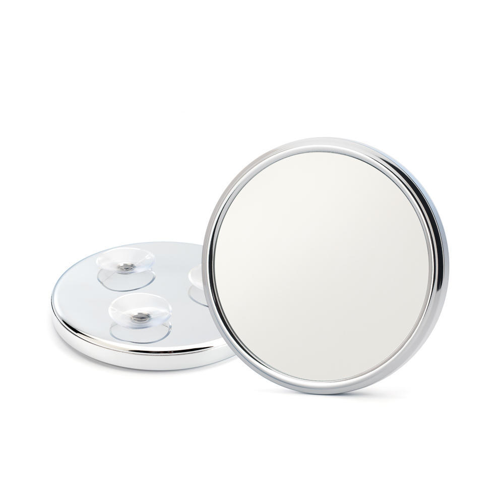 MUHLE Chrome 5 X magnification Shaving Mirror with Suction Cup