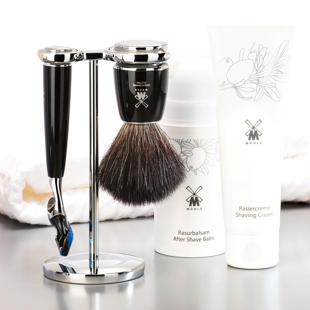 Rytmo Fusion Razor Shaving Brush Stand Amp Organic