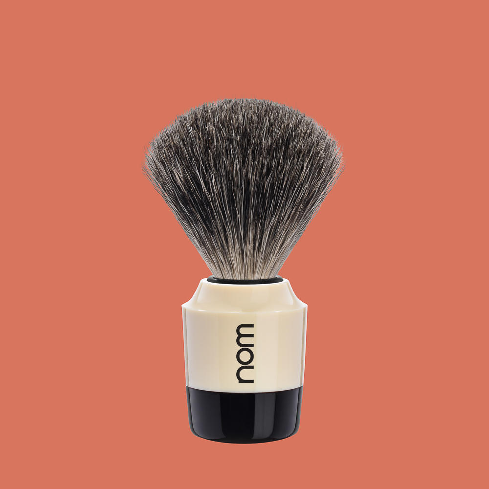 MARTEN81CR NOM, MARTEN cream, pure badger shaving brush