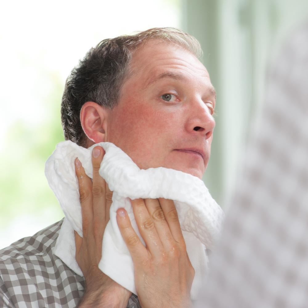 Benefits of using Shaving Towels
