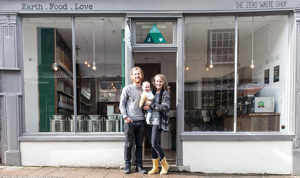 Earth . Food . Love: THE ZERO WASTE SHOP