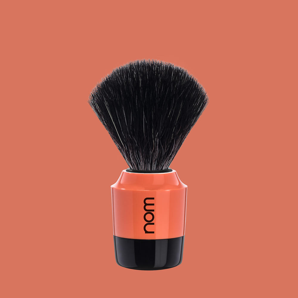 MARTEN21CO NOM, MARTEN Coral, Pure Bristle Shaving Brush