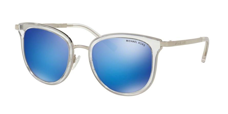 Michael Kors ADRIANNA I MK1010 110525 Clear Square Sunglasses picture 1