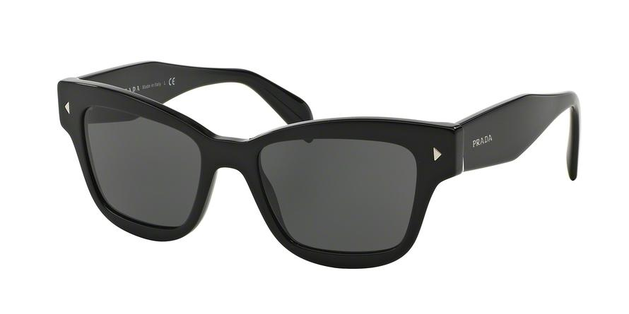 Prada  PR 29RS 1AB1A1 Black Butterfly Sunglasses picture 1