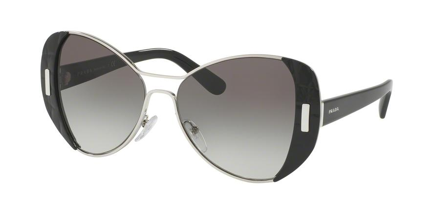 Prada  PR 60SS 1AB0A7 Black Butterfly Sunglasses picture 1