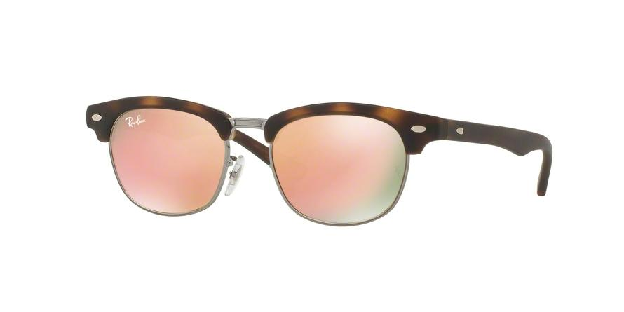Ray-Ban Junior JUNIOR CLUBMASTER RJ9050S 70182Y Havana Square Sunglasses picture 1
