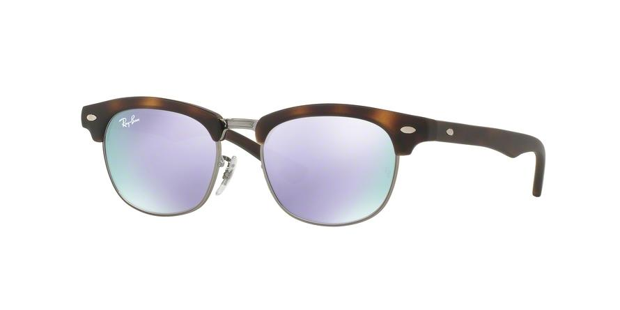Ray-Ban Junior JUNIOR CLUBMASTER RJ9050S 70184V Havana Square Sunglasses picture 1