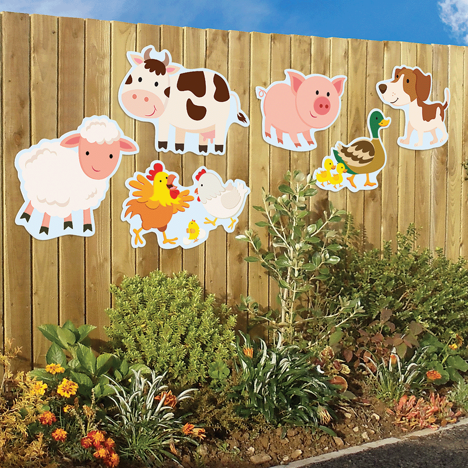 Betty's Farmyard Fun