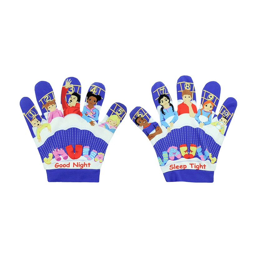 Literacy: Sing-a-Song Mitts