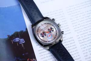 The Official Monza Chronograph