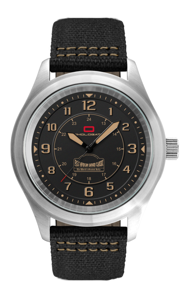 Official East African Safari Classic Rally Watch