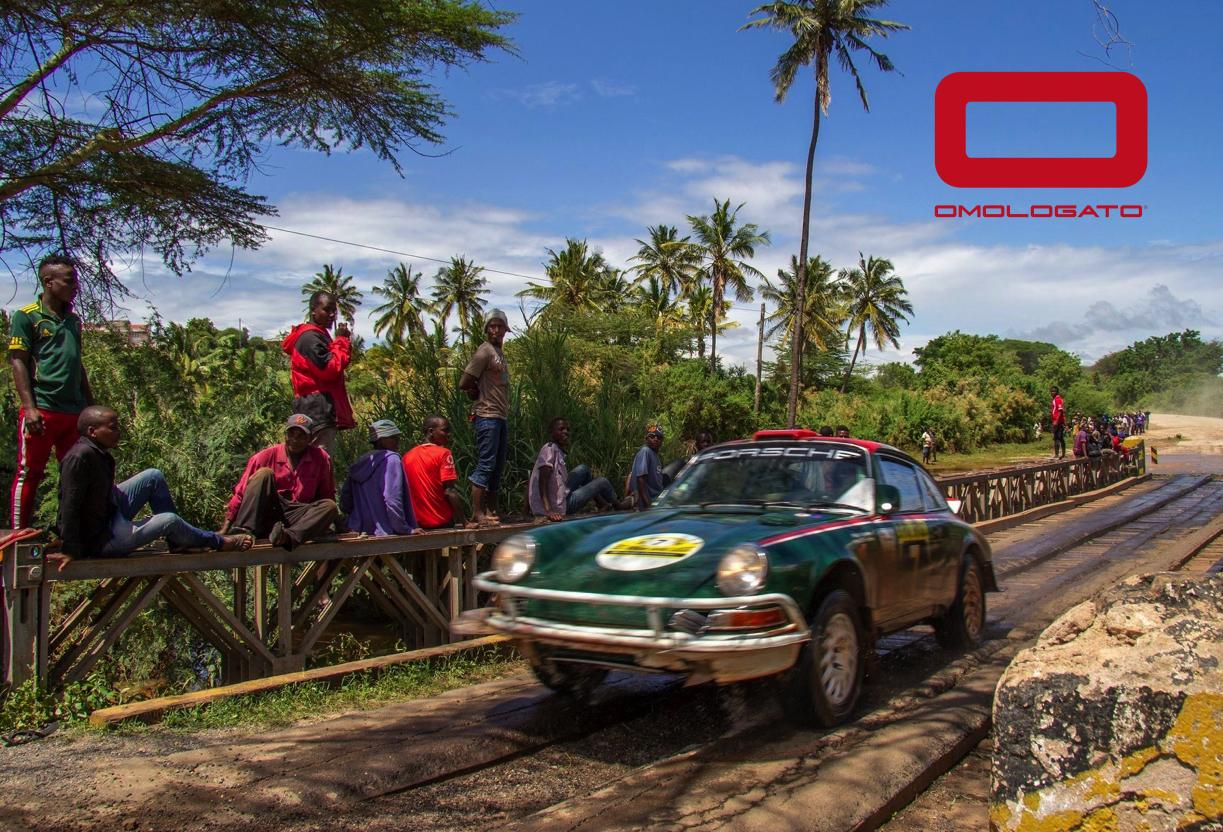 Partners to East African Safari Rally
