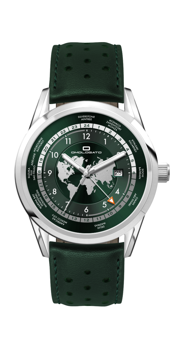 The World Racer - Aintree GMT