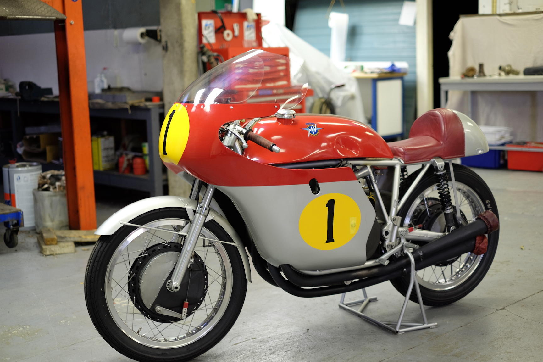 A visit to John Surtees' home