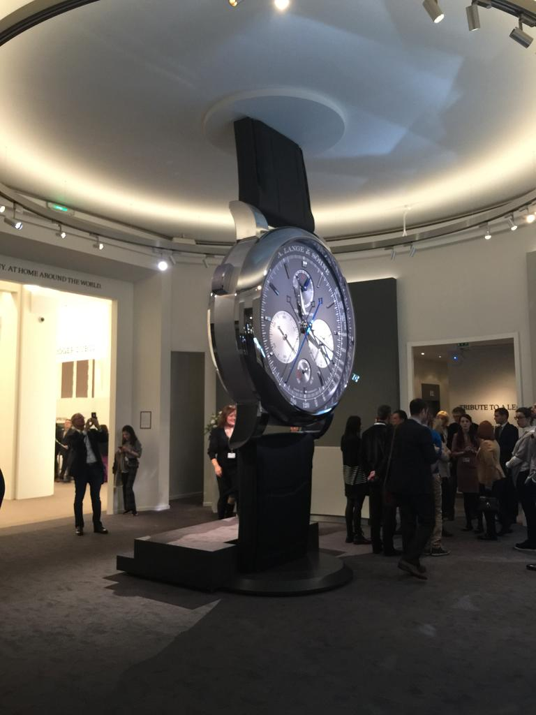SIHH - Geneva January 19th 2018