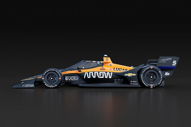Arrow McLaren SP livery launch