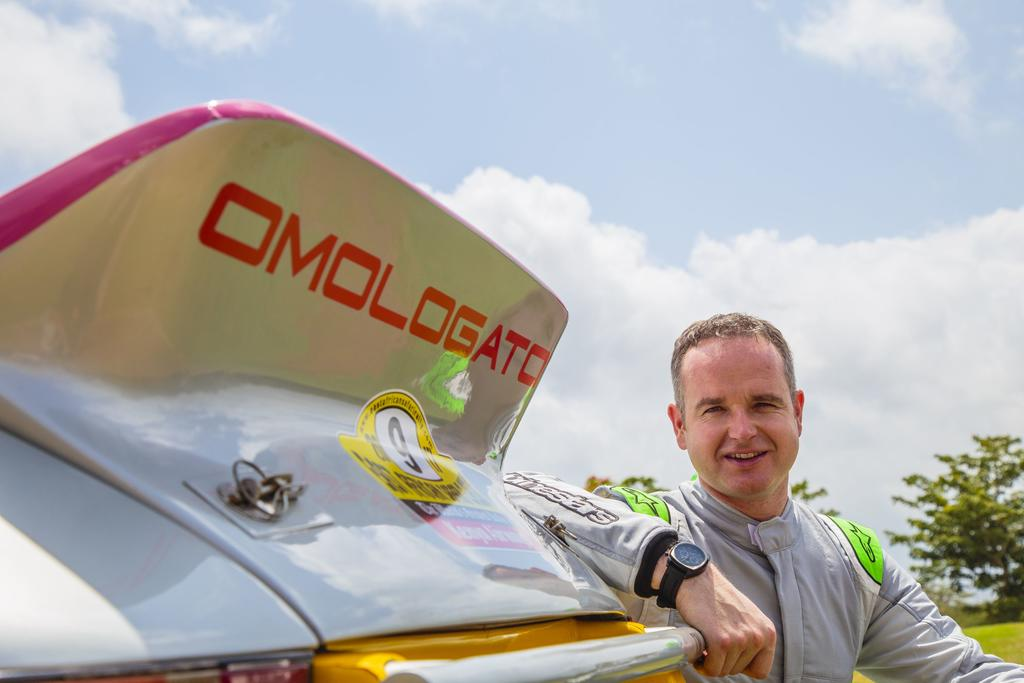 Omologato takes debut East African Safari Classic Rally victory