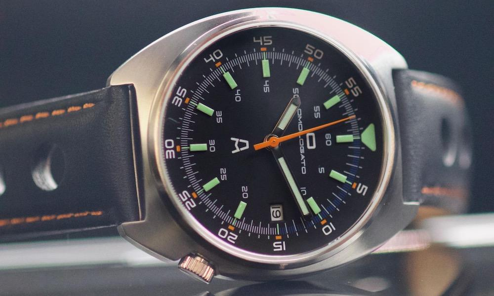 Omologato releases limited edition Arrow McLaren SP watch