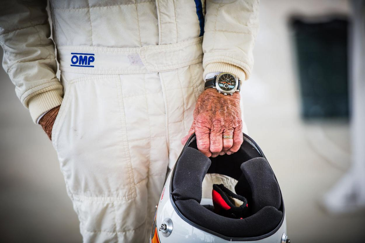 The Derek Bell Chronograph