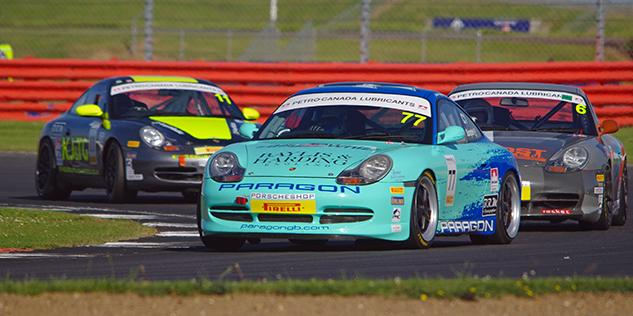 New timing partner for Porsche Club Motorsport