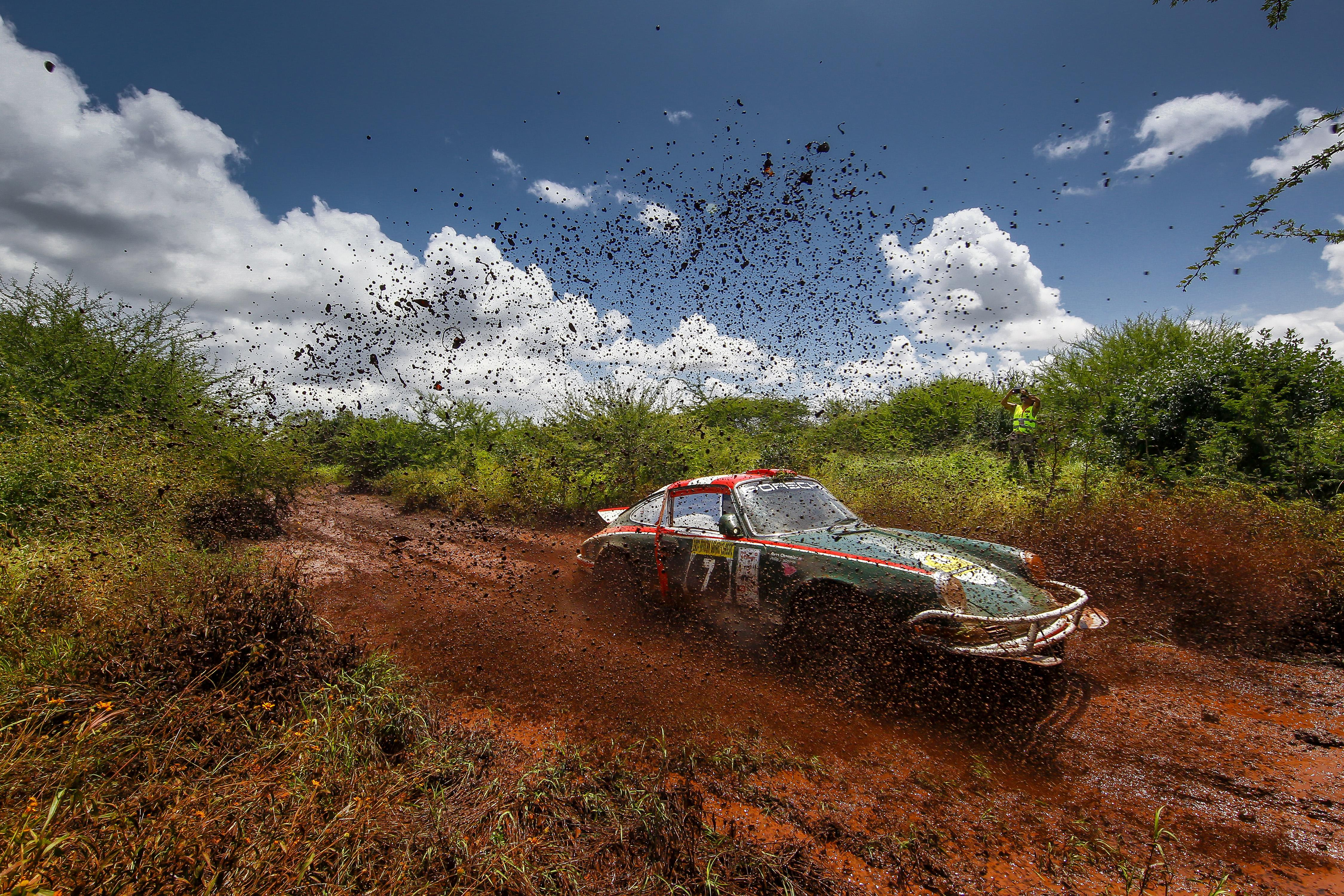 The East African Safari Classic Rally