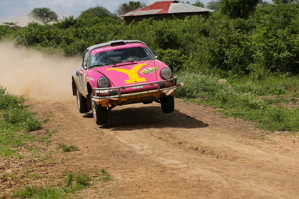 Omologato become Official Partners of the East African Safari Classic Rally 2019