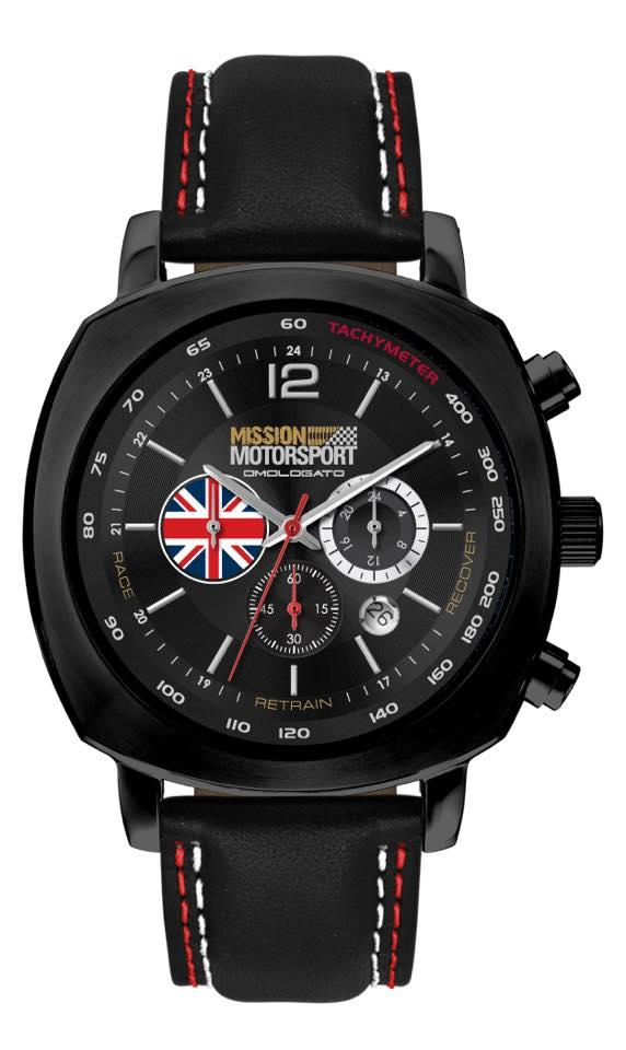 The Mission Motorsport Chronograph